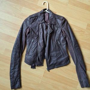 Rick Owens Sisyphus Moto Jacket